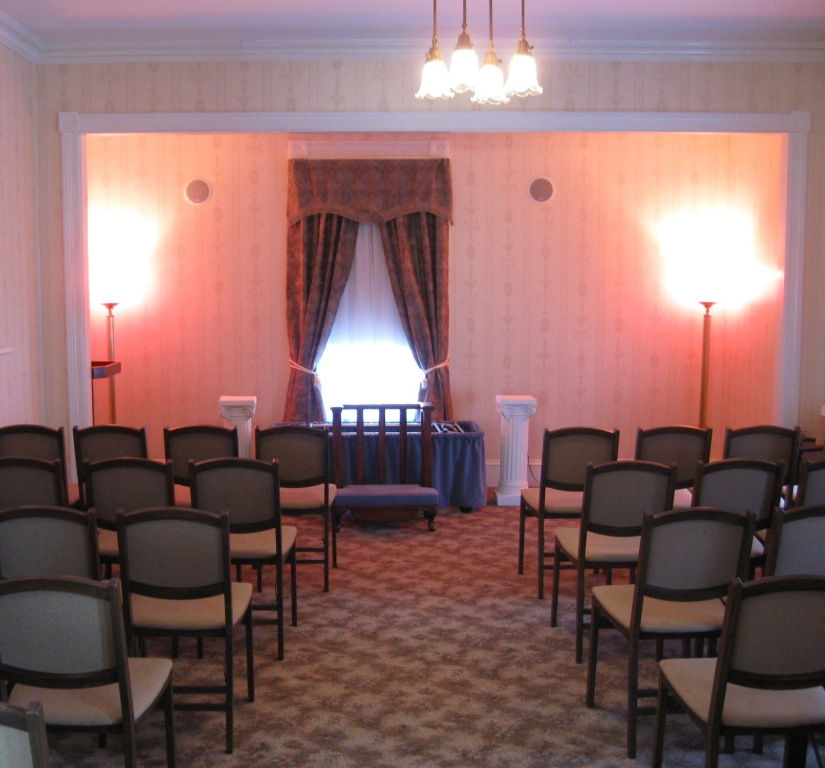 Our Chapel at F.S. Roberts & Son Funeral Home