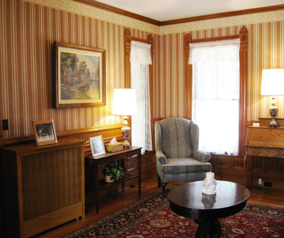Visitation Room at F.S. Roberts & Son Funeral Home