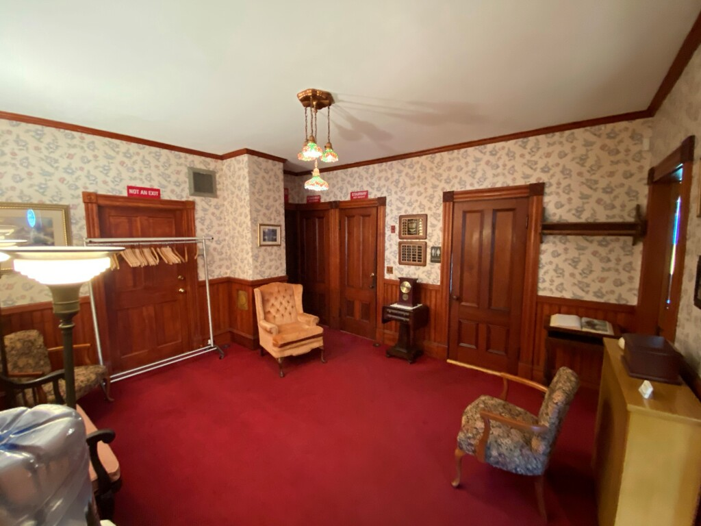 """""""The Red Room"""""""