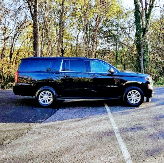 8 passenger Suburban SUV