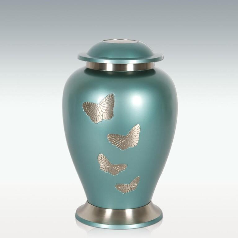 Eternal Butterfly - Green   $395.00    #41416