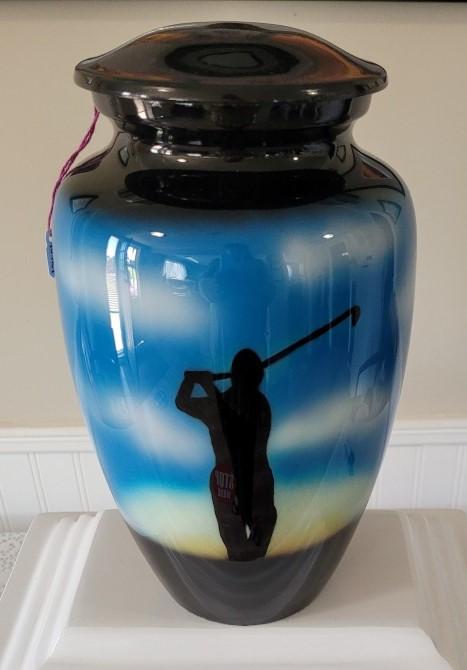 The Golfer   $325.00     #10929