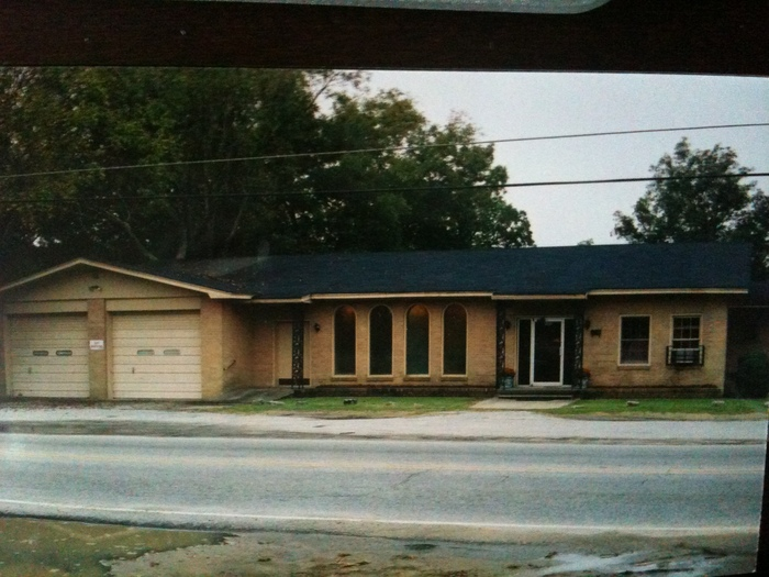 The front of our location in Dillon, SC