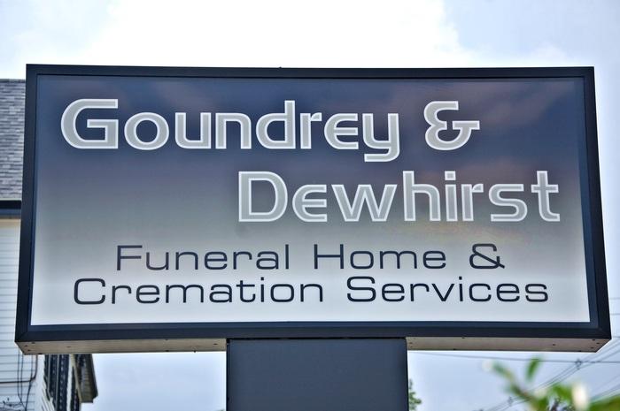 Goundrey Funeral Home Salem