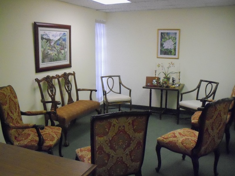 ArrangementConference Room