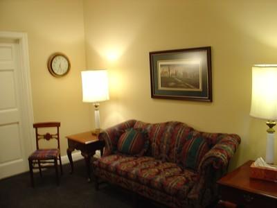 Clergy Room
