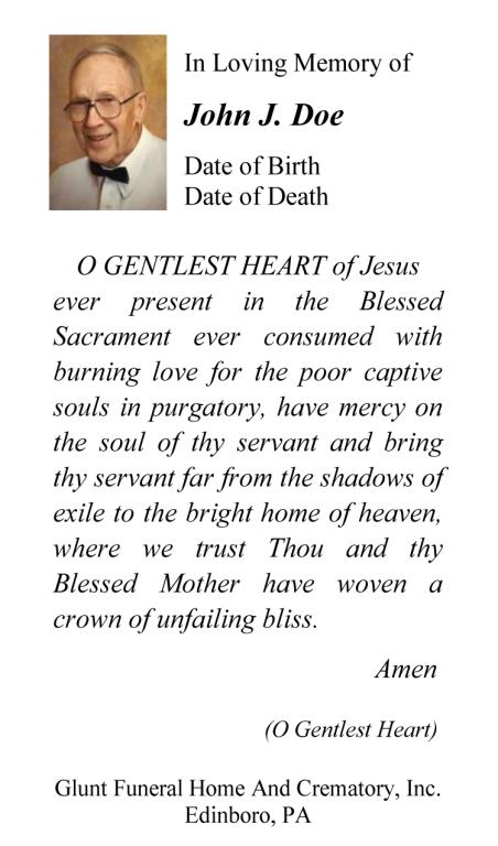 O Gentlest Heart