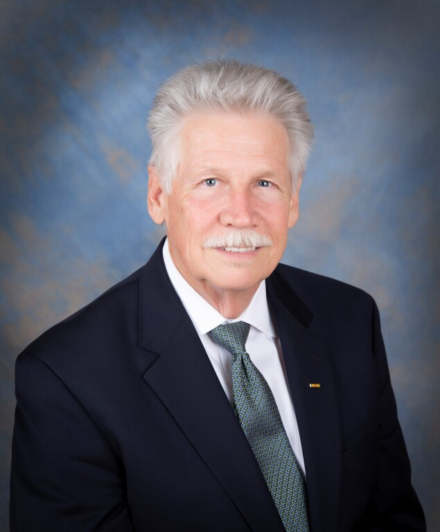 Wally Messer, Funeral Director in Charge