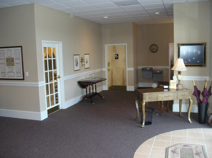 Picture Tour George Brothers Funeral Service Greensboro Nc Funeral Home And Cremation