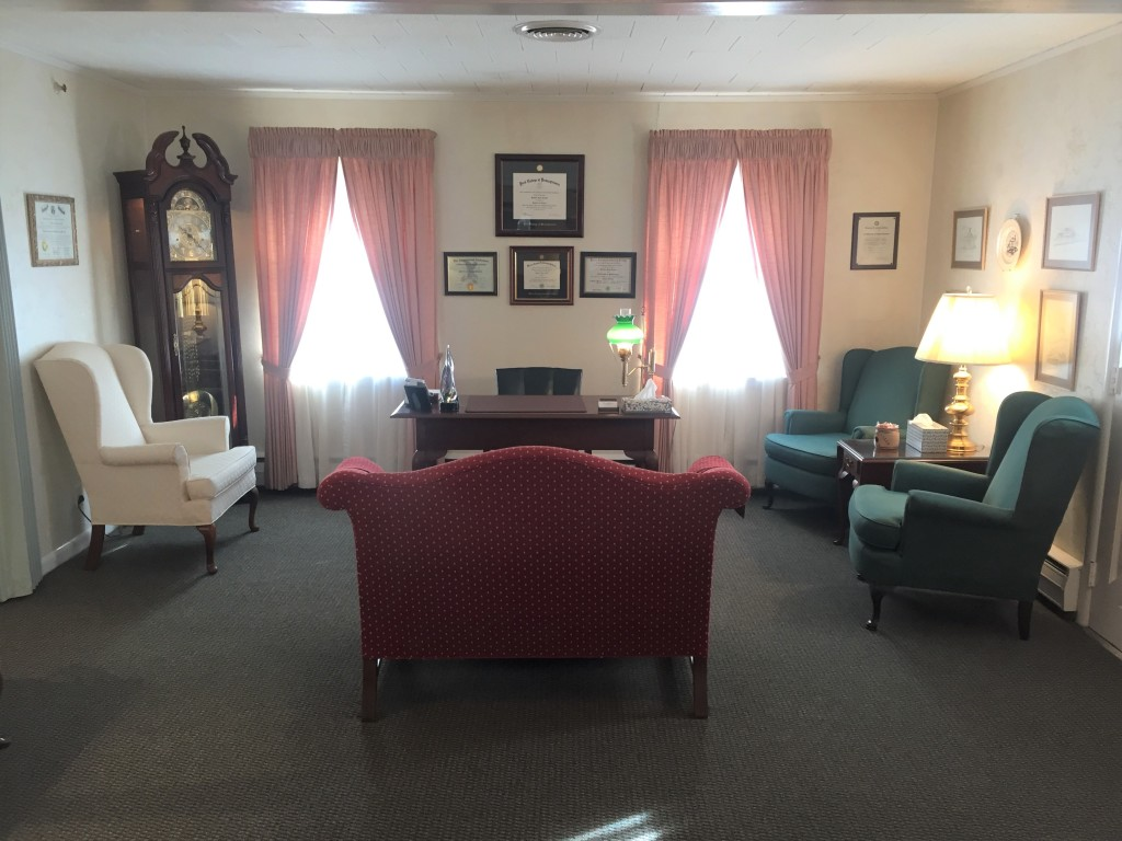 Family Conference Area