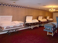 Casket Selection Room 1
