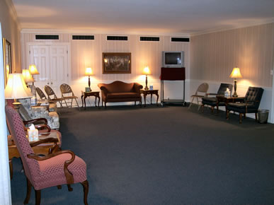 Visitation / Gathering Room