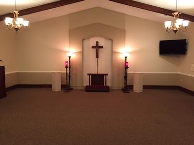 Gathering Area / Chapel
