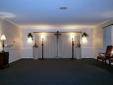Visitation  Gathering Room