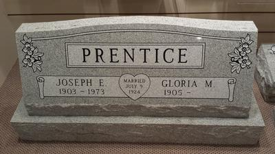 In-house Headstone Display