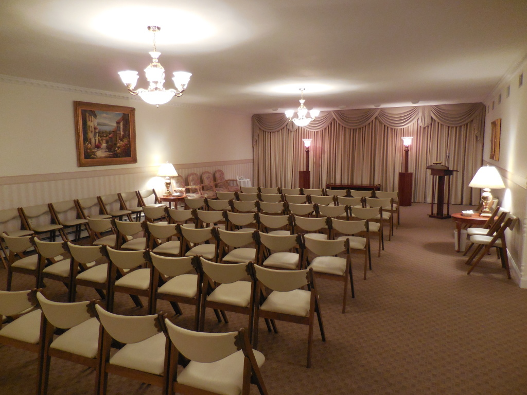 100 Seat Funeral Chapel