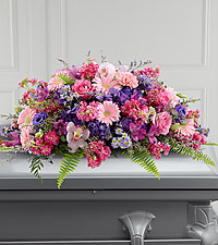 Funeral Flowers Display