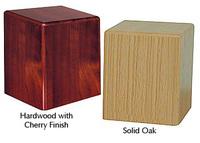 Basic Wood Urns