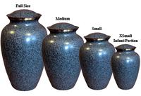 Maus Granite Metal Urns