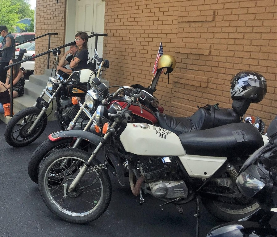 Motorcycle enthusiast  Whether cremation or burial, there are options available for you.