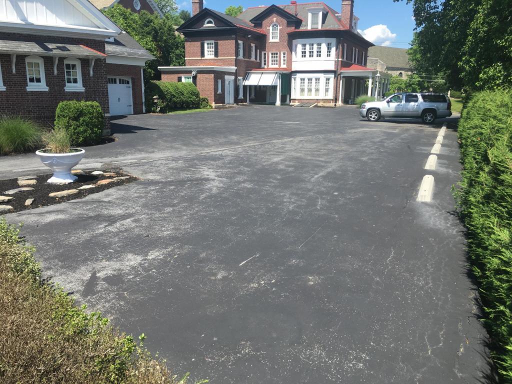 Plenty of off Street Parking