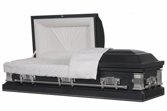 Ascent Graphite Ceremonial Casket