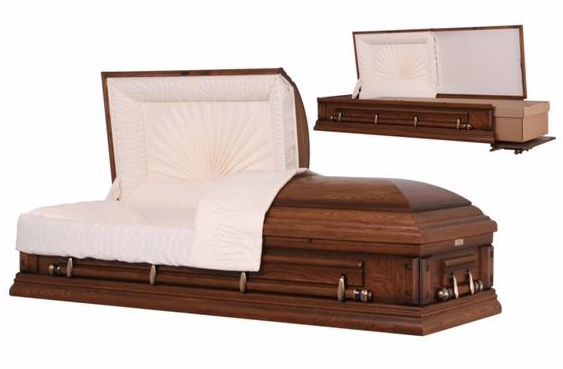 Norwood Ceremonial Casket
