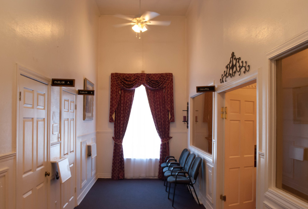 Parlor Hallway