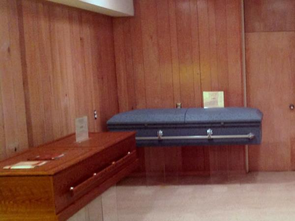 Affordable cremation caskets allow you to still have a public visitation and viewing of your loved one prior to cremation