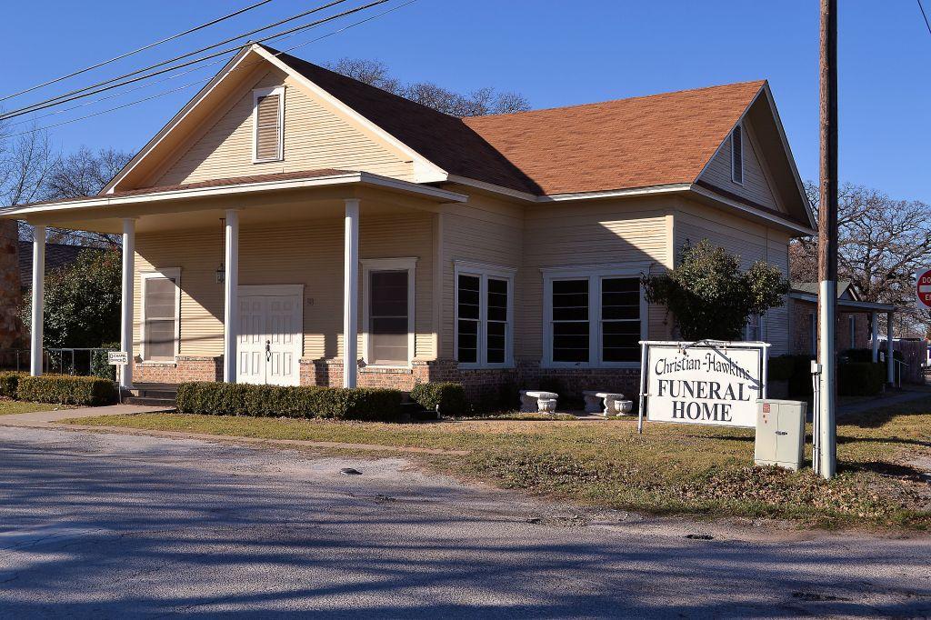 Hawkins Funeral Home Bridgeport Tx