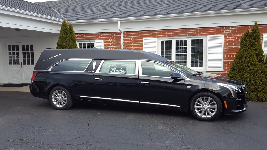Our hearse available for initial transport from a place of passing to the funeral home and also for final transport from where a service may be held to a person's place of rest.