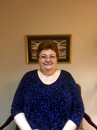 Rev. Cindy Strosahl