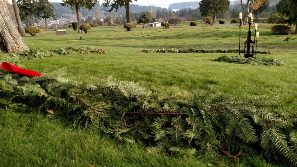 Wreath Preparation