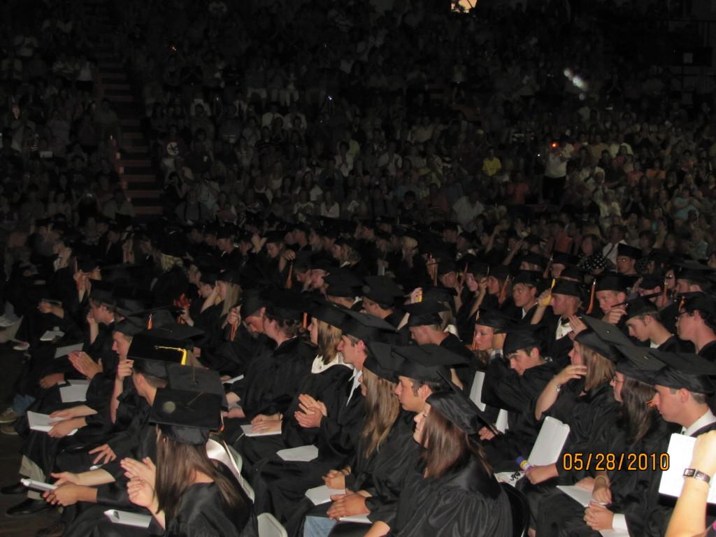 Hillsboro Community High School Graduation