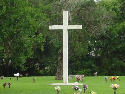 Garden of the Old Rugged Cross