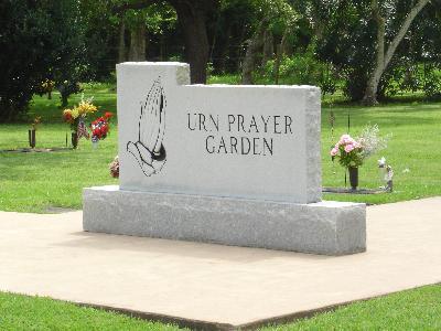 The Urn Prayer Garden
