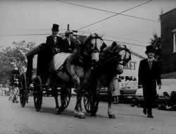 1st Sorghum Festival Parade, 1970