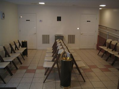 Lounge - Handicap Accessible Restrooms
