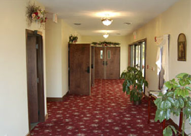 Front Lobby, Funeral Home