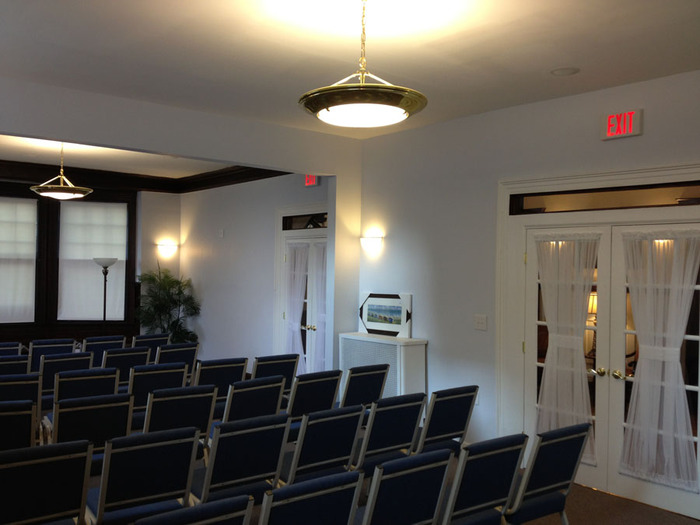 Chapel A Rear