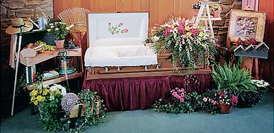 A Gardener's Tribute
