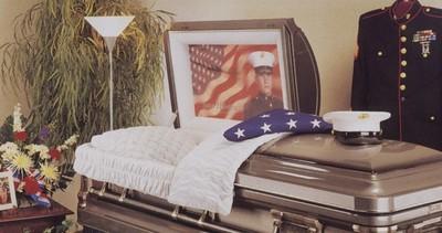 Veteran's Service Personalized