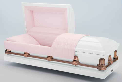 Gemini White Pink