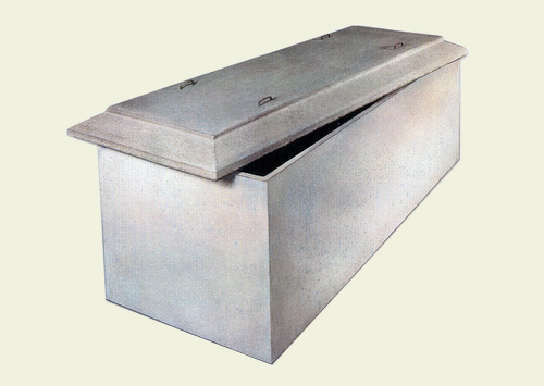 Concrete Burial Vault
