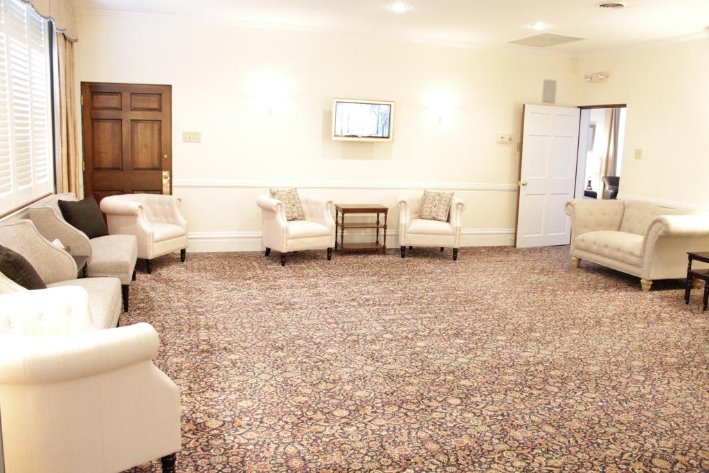 Visitation Room, Rear