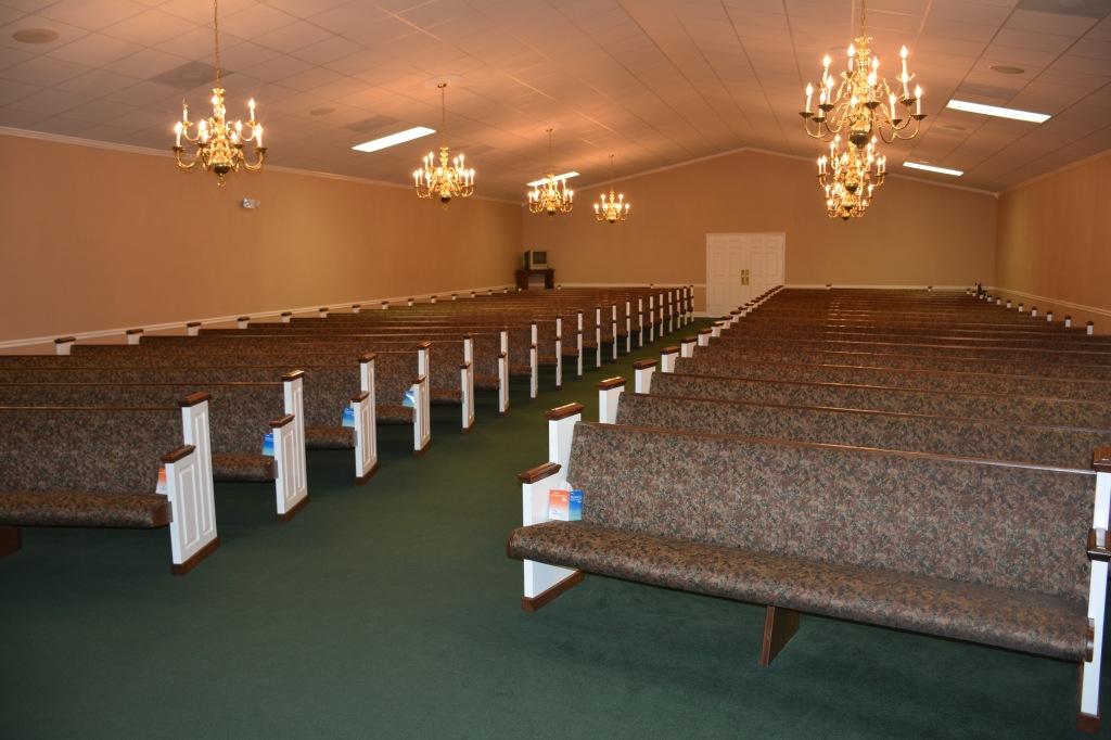 Jackson Memory Chapel