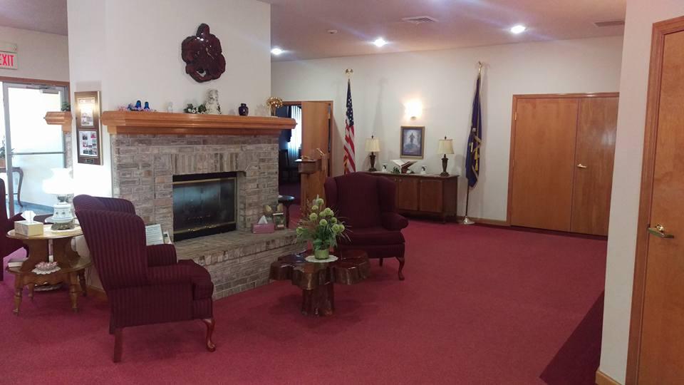 Whiteland Chapel  Lobby