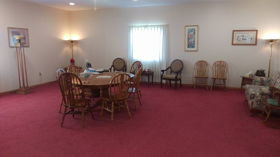 Whiteland South Chapel & Conference Room