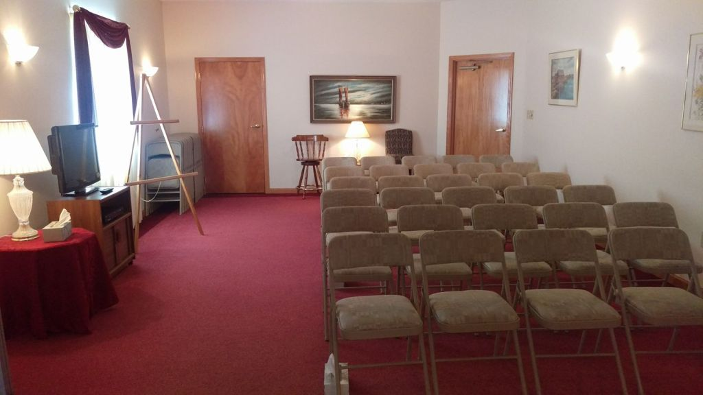 Whiteland Chapel Optional Family Room