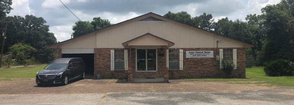 Jones Funeral Home, Inc. Jeanerette, LA